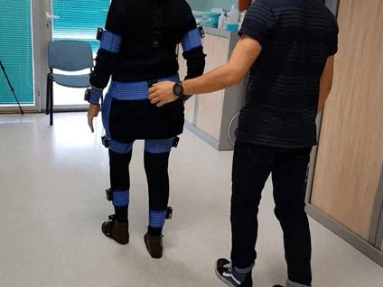 Three-Level Design in Healthcare. Motion Capture for Gait Analysis in Rehabilitation / Marín Boné, Javier